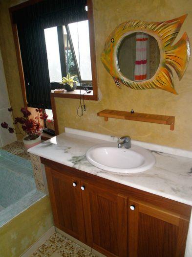 Banheiro Suite1