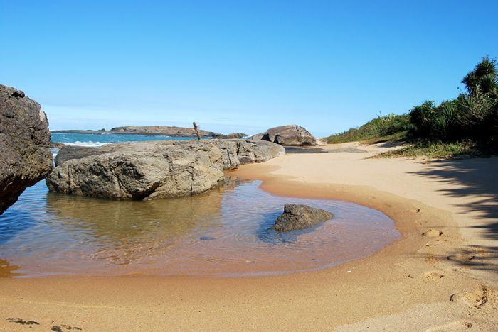 Praia da Pousada